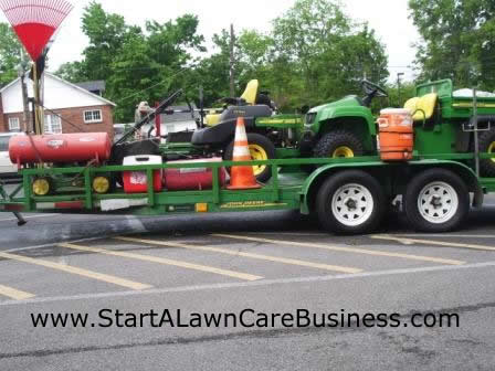 Start a Lawn Care Business | Landscaping Business | Mowing ...