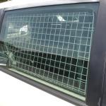 lawn care equipment van